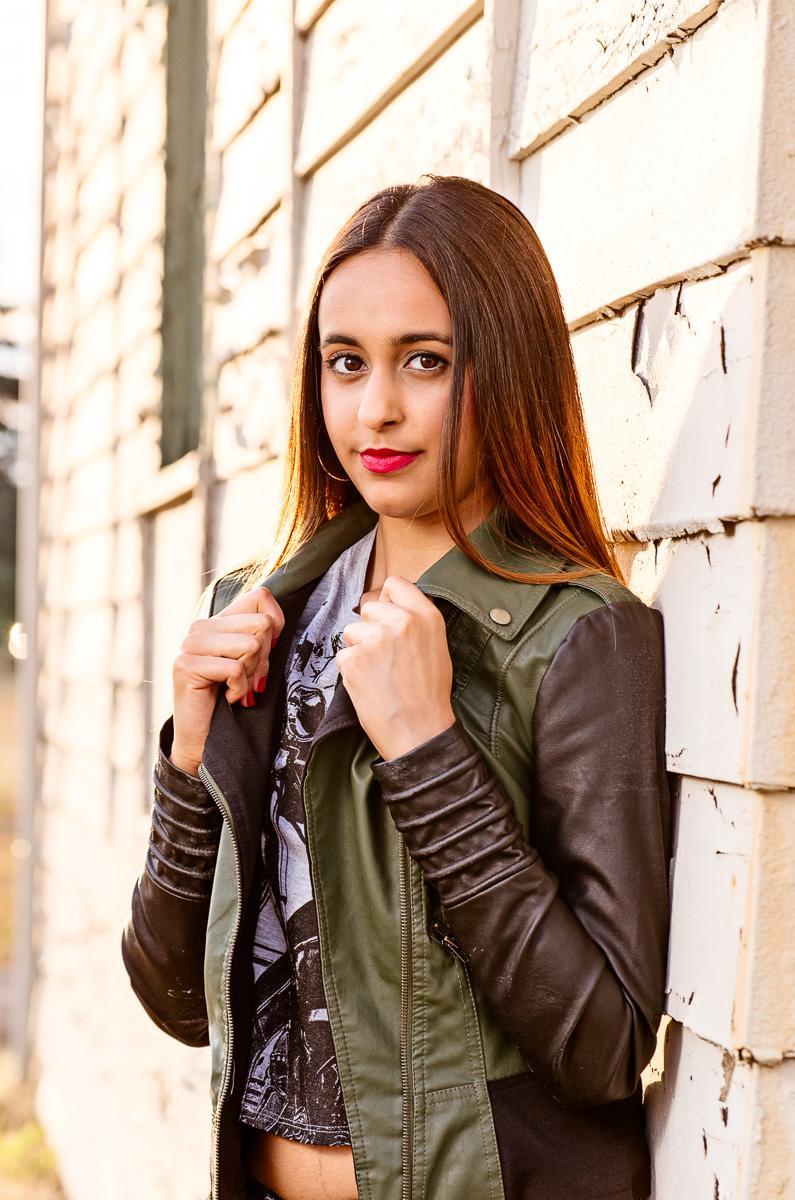 Model Aleshia Mund