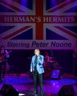 Herman's Hermits Starring Peter Noone at the River Rock Casino