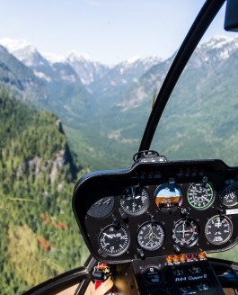 Photos From A Glacier Helicopter Flight With Sky Helicopters