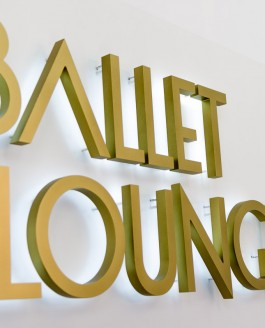 Ballet Lounge Grand Opening
