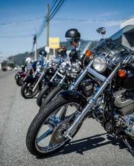 Bikers Against Child Abuse (BACA) Fraser Valley Awareness Ride