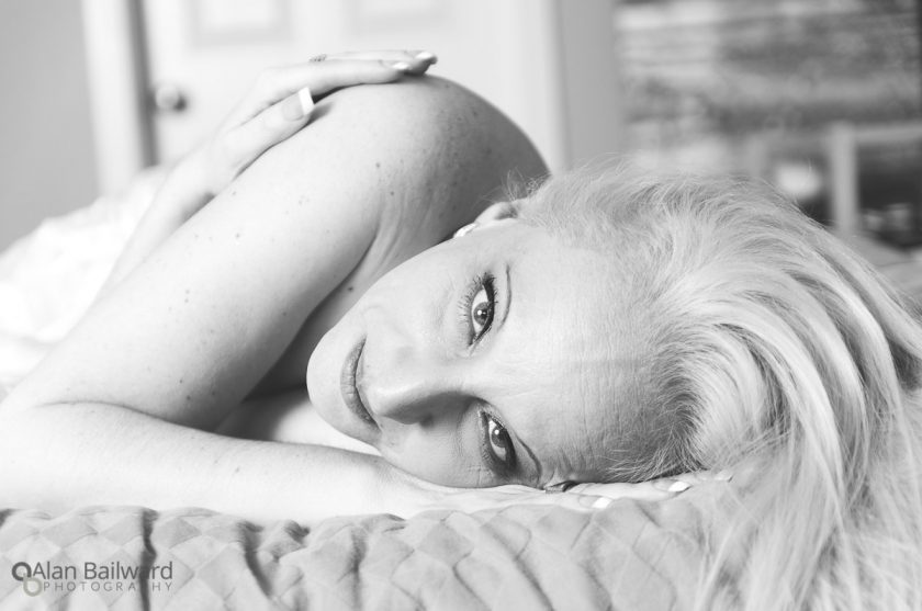 New Westminster Boudoir Photography – Miss M