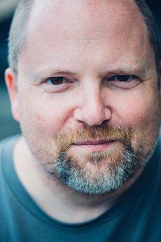 Alan Bailward - Portrait by Derrick Wess